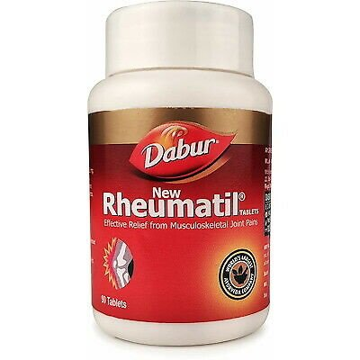 РЕВМАТИЛ (Rheumatil Tablet) Dabur, 90 таблеток