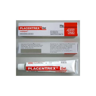 "Гель для лица плацентрикс ""Placentrex Extract Gel"", 20 гр."