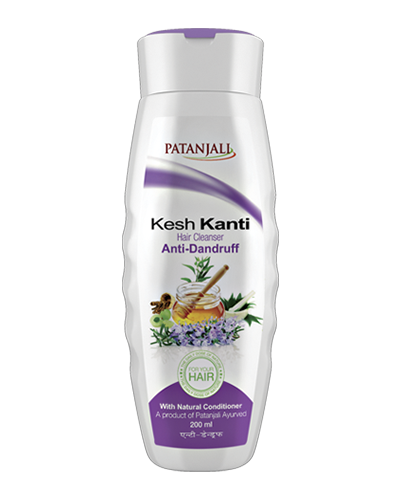 Купить Шампунь патанжали Patanjali Kesh Kanti Anti-Dandruff Hair Cleanser 200ml