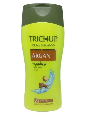 Шампунь Арган ТРИЧУП Herbal Shampoo Argan TRICHUP 200 мл